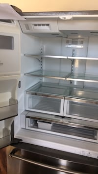 white top-mount refrigerator Fort Lauderdale, 33305