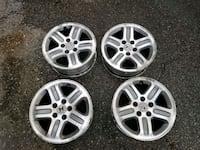 Set of factory Honda pilot rims Toronto, M8Y 1B2