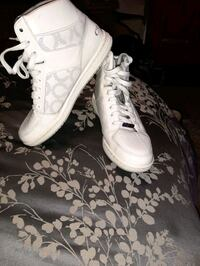 COACH nearly new womens high tops