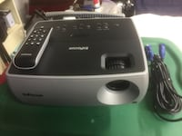 InFocus n2104 projector with remote