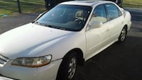 Honda - Accord - 2002 Mount Airy