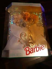 Holiday collector Barbie Surrey, V3R 1B6