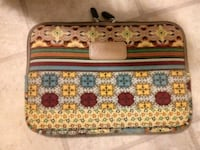 yellow, red, and green floral wristlet Belfair, 98528