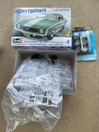 StreetBurners 69 Camaro SS Build