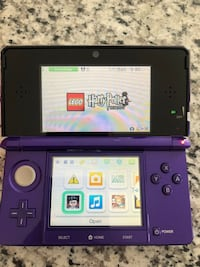 Nintendo 3DS With Harry Potter Game very clean! Suffolk, 23434