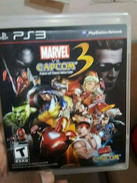 Marvel vs capcom 3 for ps 3 Port Coquitlam, V3C 5C3
