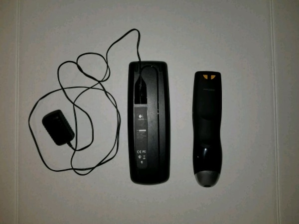Logitech Harmony One Universal Remote With Charger 8013276b-24b3-4665-b584-67fb9d08cde9