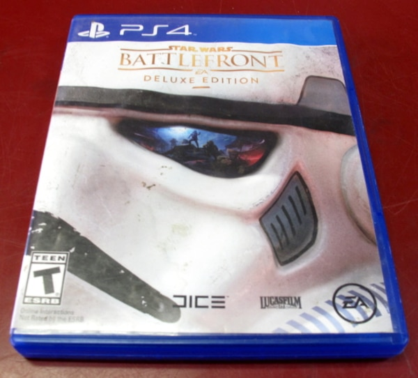 Star Wars: Battlefront Deluxe Edition (PS4)