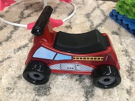 Fire Engine ride on toy car
