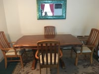 Dining room table set null