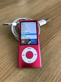 Apple iPod Nano 5th Generation W/ Camera   Vancouver, V5Z 2M9