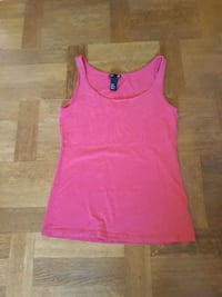 rosa scoop-neck tank top