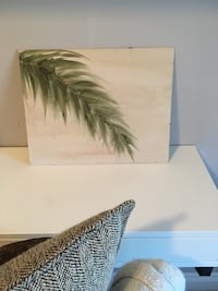 Palm Leaves Painting Vaughan, L4H 0X9