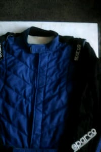 Sparco Italy RS-5 Racing Suit (Holographic) 3 Laye Barstow, 92311