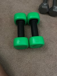 Three Pound Pair of Weights Somers Point, 08244