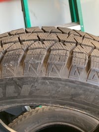 Winter tires for sale size 215 65 16 DOT 1418 Ottawa, K4A 0R1