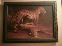 two leopard painting Chesapeake, 23325