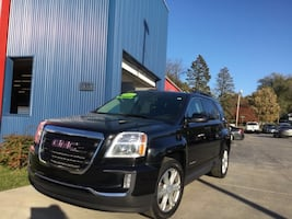 2017 GMC Terrain FWD 4dr SLE GUARANTEED CREDIT APPROVAL!