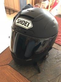 Shoei x-12 size small only used 3-4 times also has $60 dark shield on it. no trades $325 obo
