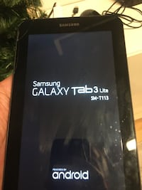 Samsung tablet Sm-t113 Yenimahalle, 06190