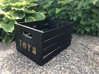 Toy crate Langley, V3A 0G4