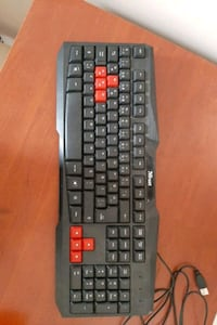 Trust Ziva Gaming Keyboard