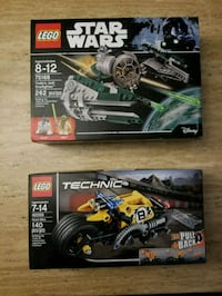 Lego two sets Haverhill, 01832