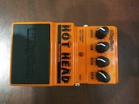 Педаль эффектов Distortion Hot Head DigiTech
