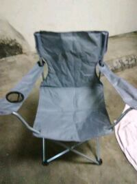 gray and black camping chair Modesto, 95350