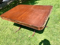 Antique dining table Seats 6. Havertown, 19083