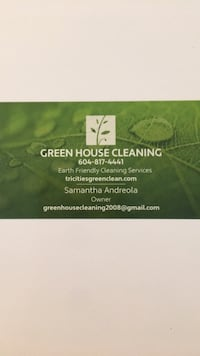 House cleaning Coquitlam