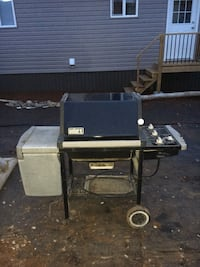 Natural gas bbq W/line Central Okanagan, V4T