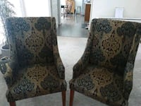 Beautiful chairs excellent condition Herndon, 20171