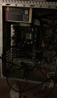 fx 4100 12gb ram and asrock 970 pro mobo Springfield, 45506