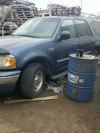 2000 Ford Expedition Detroit