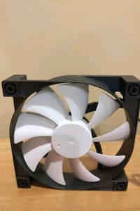 New 120mm NZXT Computer Fan Langley City, V2Y 2Z8
