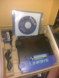 Linksys internet router Charlotte, 28205