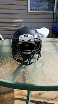 Youth Football helmet  New Castle, 19720