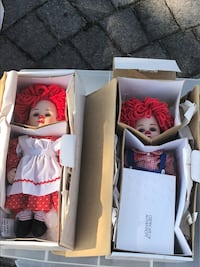 Porcelain dolls by Marie Osmond collection Commack, 11725