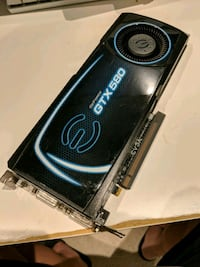 EVGA NVIDIA GeForce GTX 580 Montclair, 22025