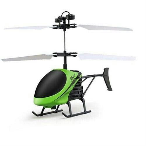 Brand New Flying Mini RC Infraed Induction Helicopter Aircraft Flashin