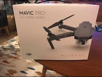 dji mavic pro drone / open box Fairfax, 22030