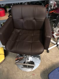 Leather Bar chairs with adjustable setting Florence, 29501