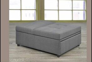 Brand New Ottoman/Chair/Bed