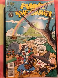 DC Comics Pinky and the Brain #4, Oct '96 564 km