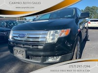 Ford-Edge-2007 Chesapeake