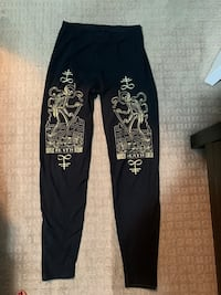 Death card tights
