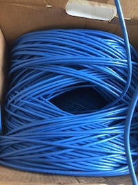 blue and black coated wires Houston, 77009