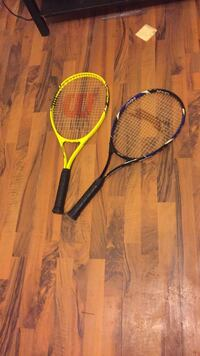 $150 of 2 Tennis  Rackets  Albany, 12206