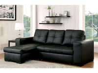 New Sectional with pull out bed  2275 mi